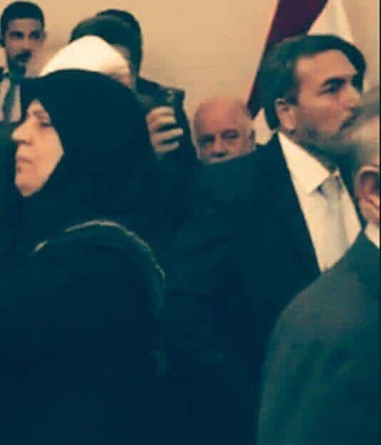 abadi in parliament